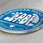 EPBF / DYNAMIC BILLARD EUROPEAN CHAMPIONSHIPS YOUTH – 1.- 8. AUGUSTA, LASZKO, SLOVINSKO